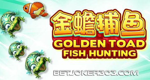 golden toad joker123